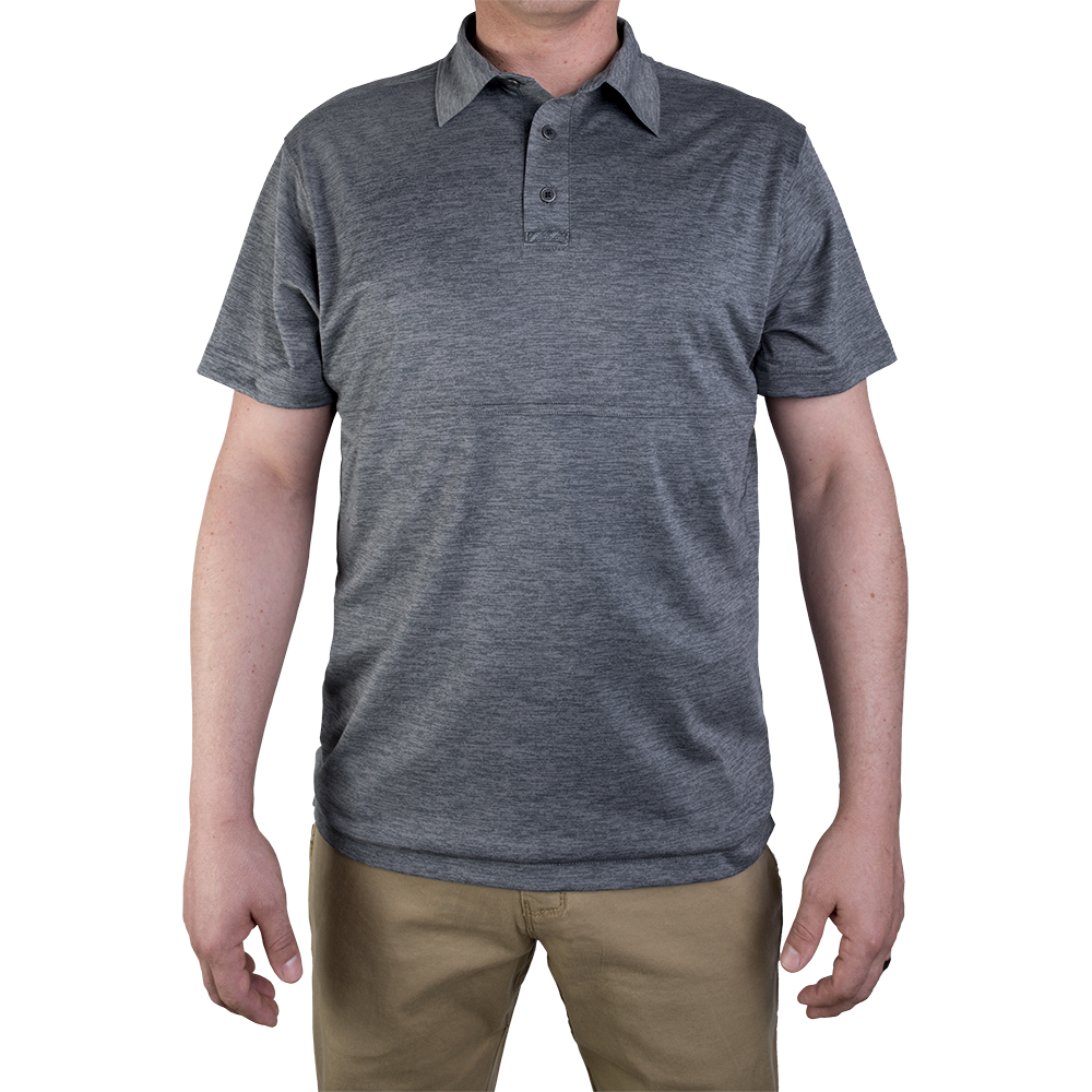 Men's Weapon Guard Assessor Polo-Vertx