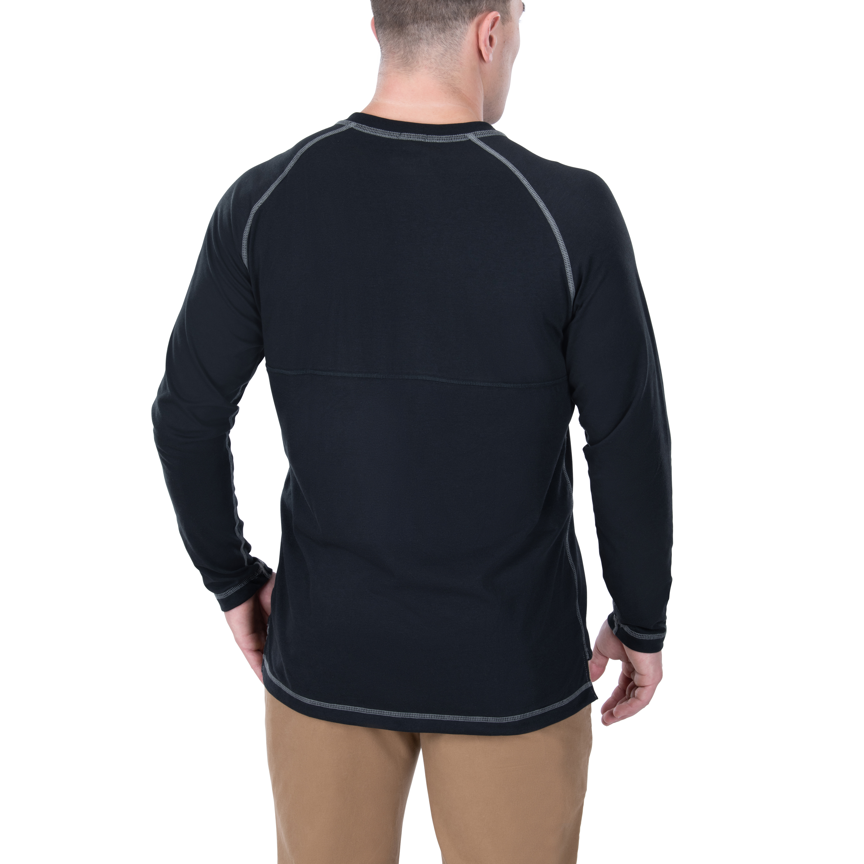 WeaponGuard™ Action Henley