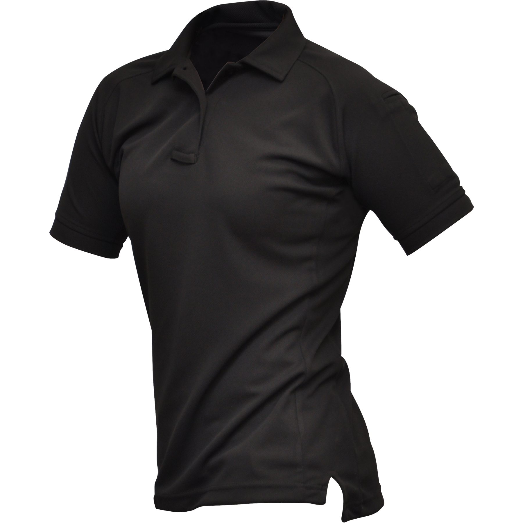 Vertx Womens Coldblack® Short Sleeve Polo-