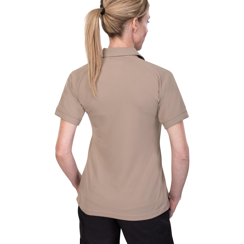 Vertx Womens Coldblack® Short Sleeve Polo