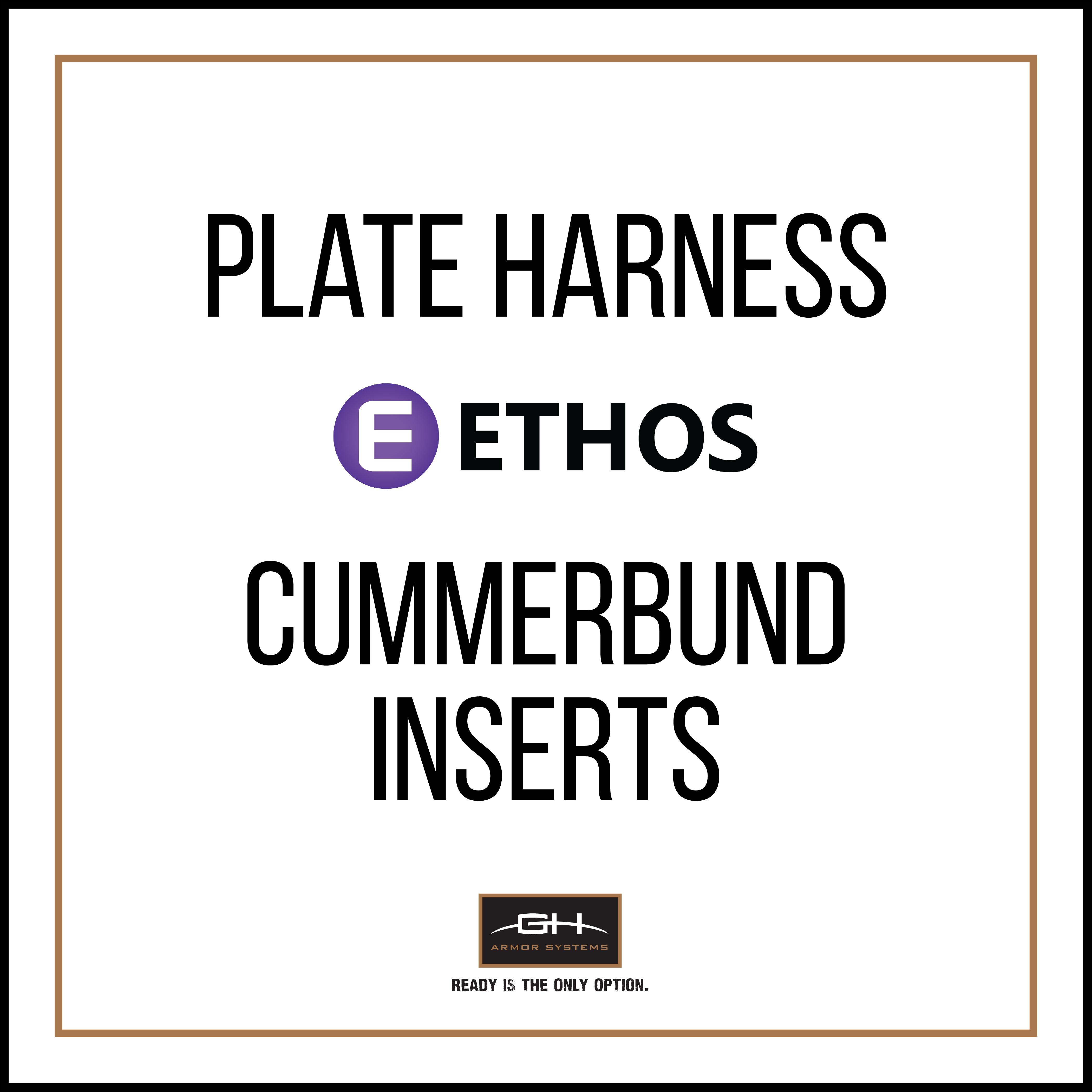 PH2 Cummerbund Ballistic Insert - Ethos Level IIIA