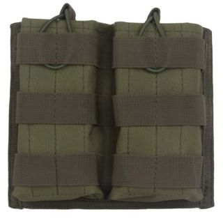 GH-APKT-DM416OT Double M4/M16 Open Top Mag-GH Armor Systems