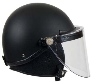 GH-HR1-TAC2 Riot Helmet - Tactical Style¸ Faceshield¸ Beak Seal¸ Neck Protector