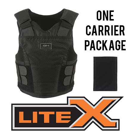 GH-LITEX-IIIA-M-1 LiteX IIIA LX02 Package (Male)