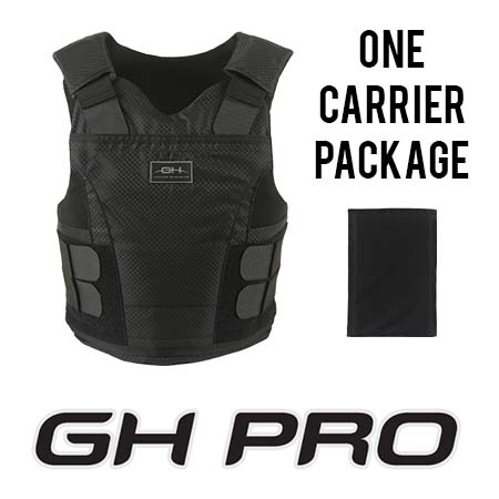 GH-PRO-II-M-1 Pro II Package (Male)-GH Armor Systems