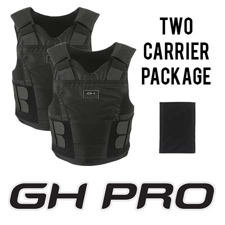 GH-PRO-II-M-2 Pro II Package (Male)-GH Armor Systems