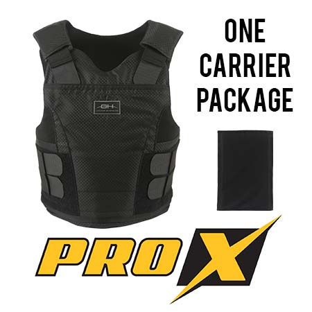 GH-PROX-IIIA-N-1 ProX IIIA PX02 Package (Non-structured Female)-GH Armor Systems