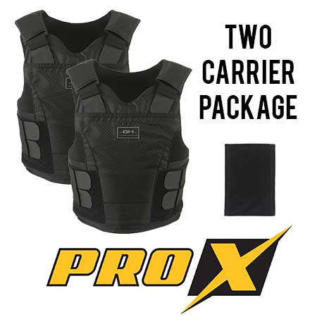 GH-PROX-IIIA-N-2 ProX IIIA PX02 Package (Non-structured Female)-GH Armor Systems