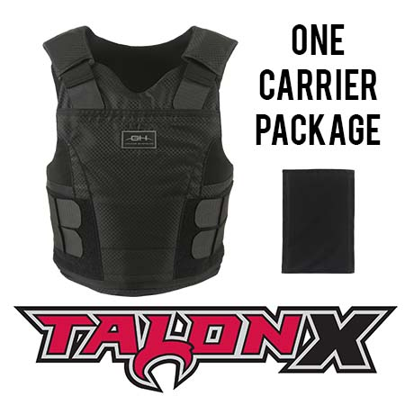 GH-TALONX-II/2-M-1 TalonX II/2 TX02 Package (Male)