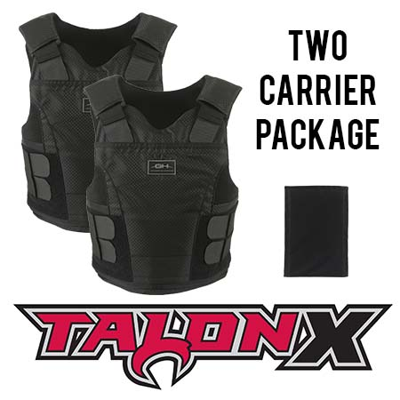 GH-TALONX-II/2-M-2 TalonX II/2 TX02 Package (Male)