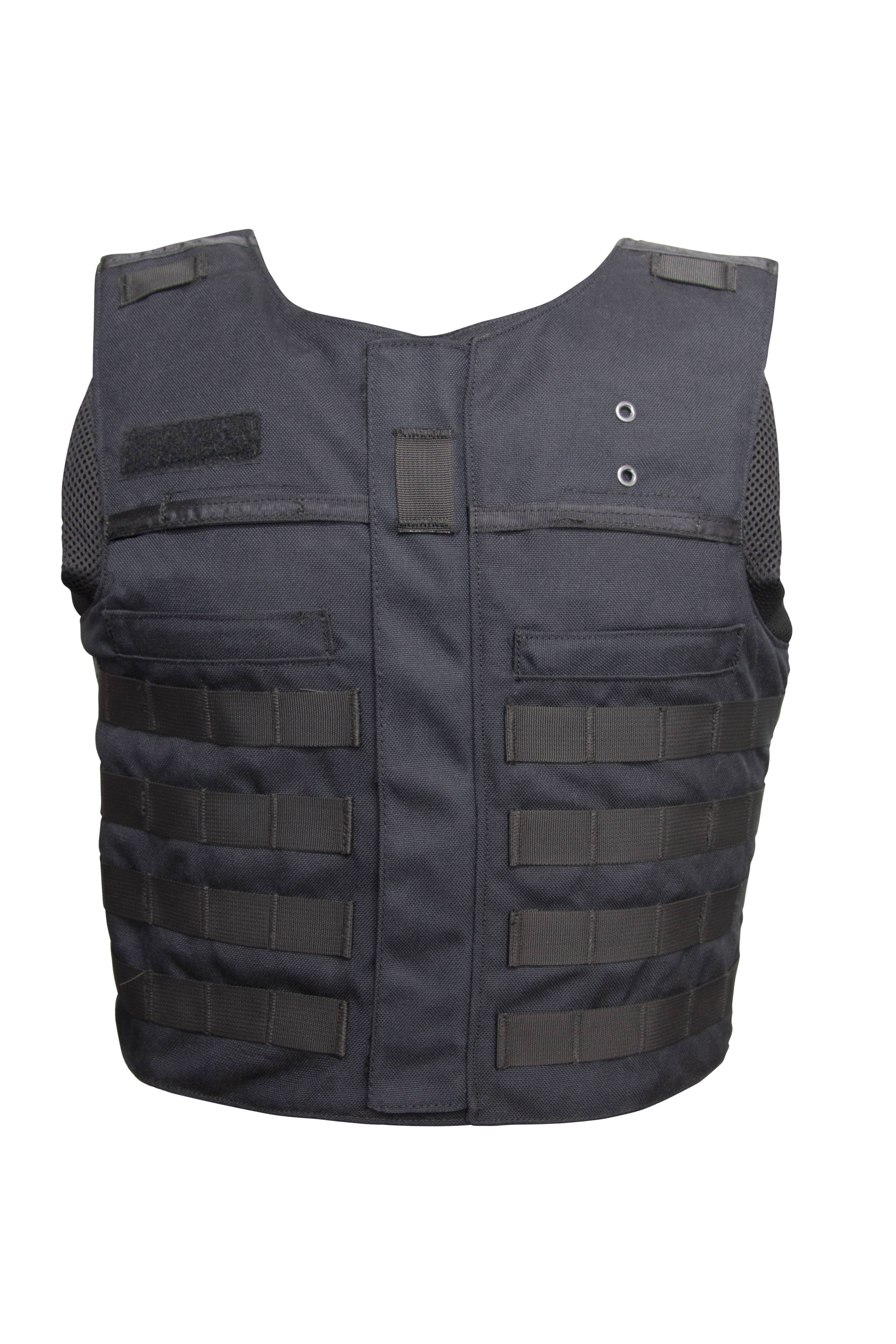 GH-APB-PKG GH Tactical APB Carrier - Includes 9 MOLLE Pouches (No Panels)-GH Armor Systems