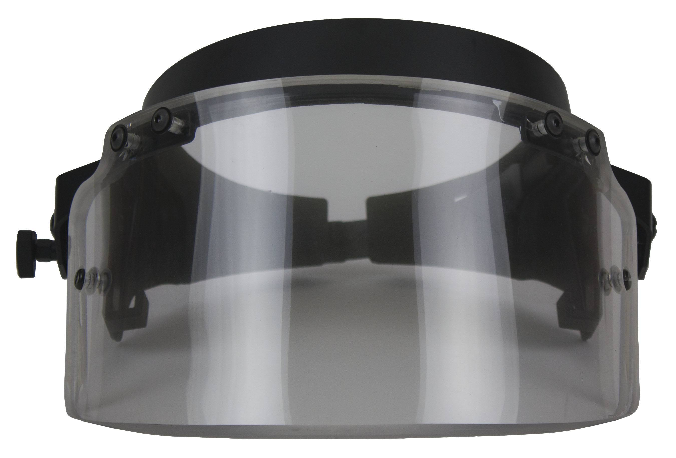 GH-HB1-BV2-1 Ballistic Visor for PASGT or ACH Helmet - Level II