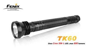 Fenix TK60 Tactical Led Flashlight-Fenix