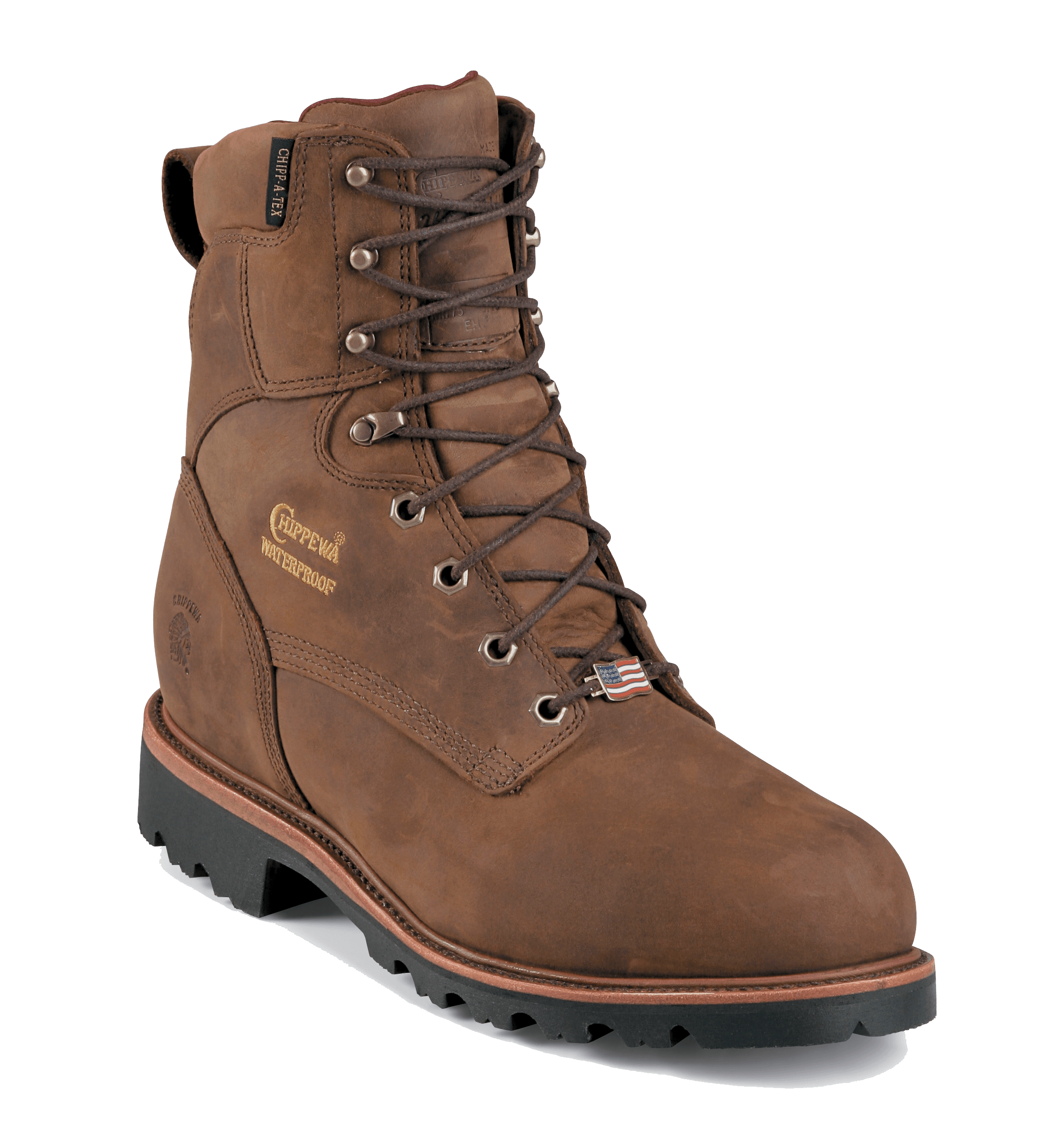Chippewa USA Waterproof Insulated Boot