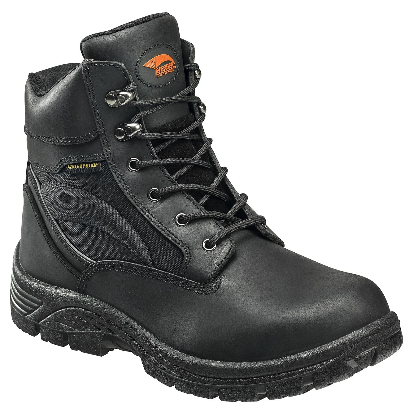 Avenger Steel Toe Waterproof Boot