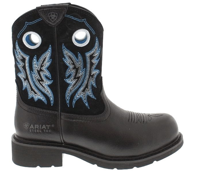 """Ariat """"Fat Baby"""" Steel Toe Performance Western Boot"""