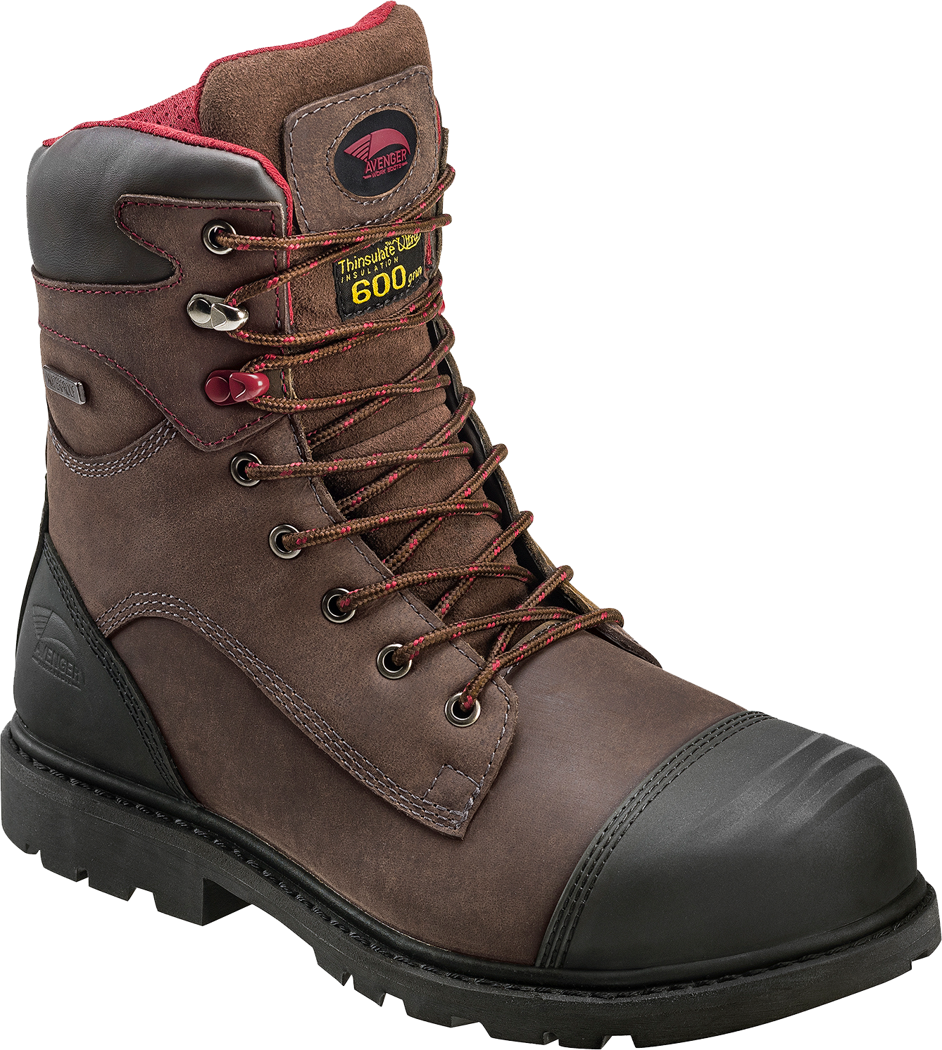 "Avenger 8"" Composite Toe Boot"