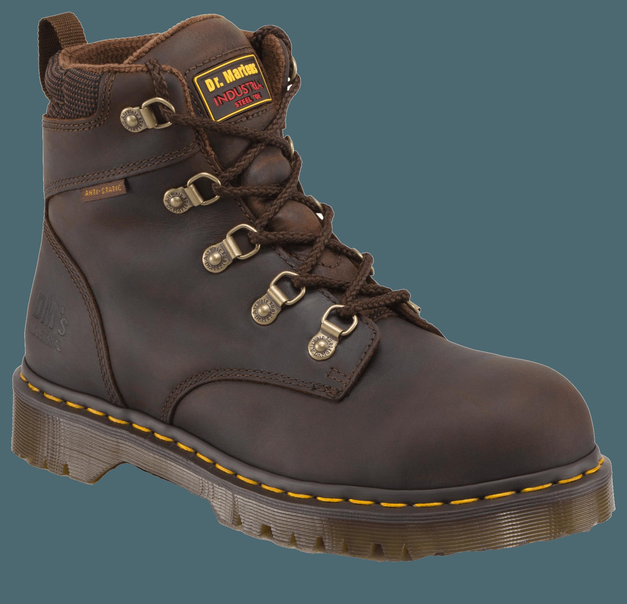 "Dr. Martens ""Holkham"" Slip Resistant ESD Boot"