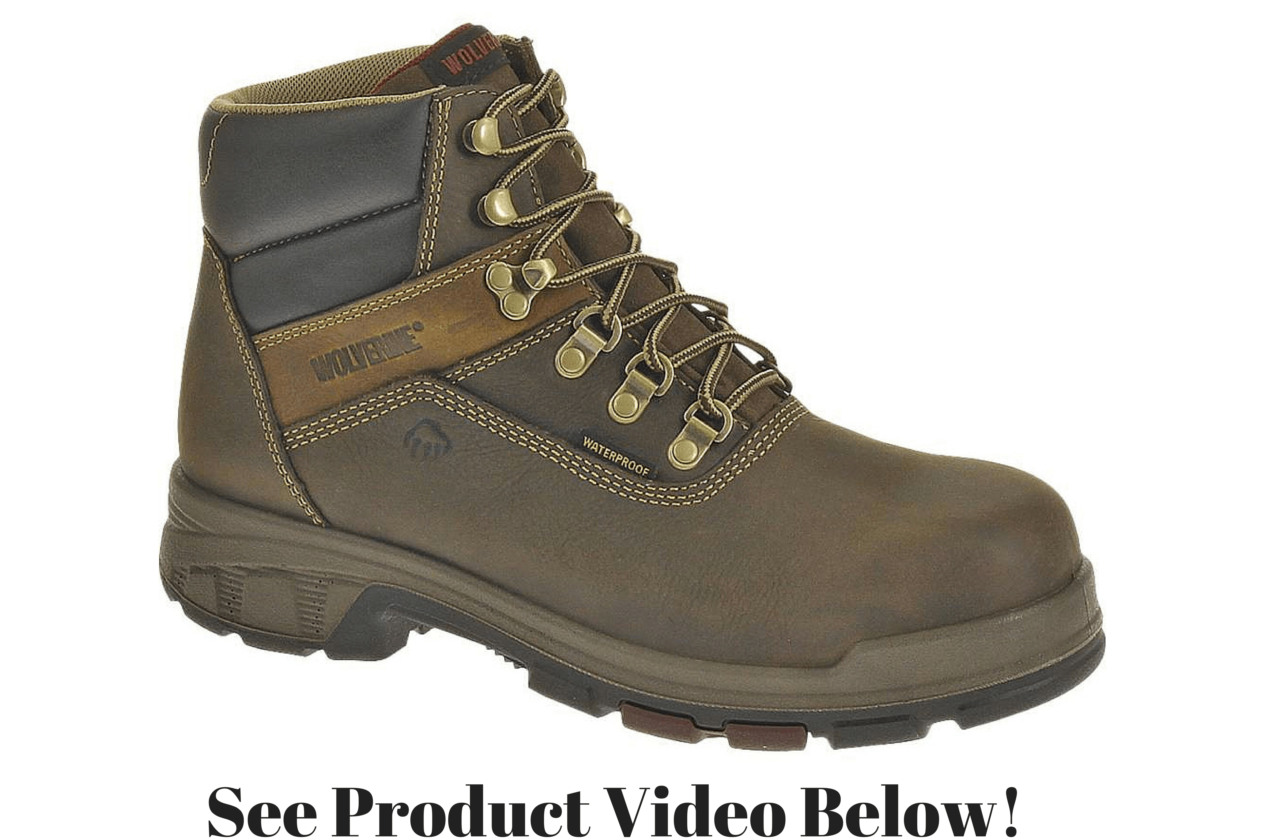 Wolverine Cabor EPX Anti-Fatigue Boot