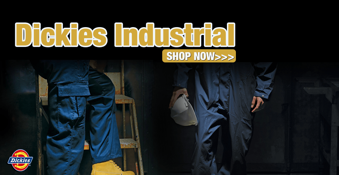 Dickies Industrial Work Wear