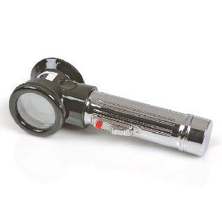 5X Flashlight Magnifier-