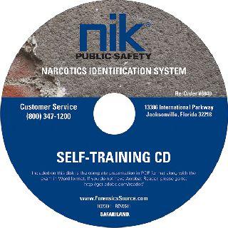 Nik Self Training Cd-