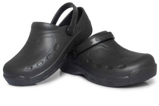 Men 3900 Open Back Injection Clogs-Genuine grip