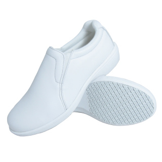 Slip On White Women