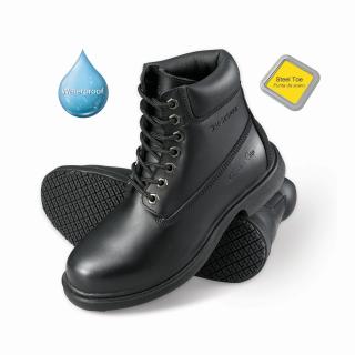 Steel Toe Waterproof Men-Genuine Grip