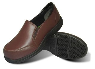 Women 352 Chocolate Comp Toe-