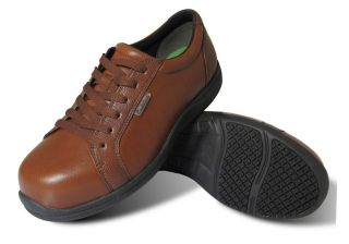 Women 361 Caramel Comp Toe-