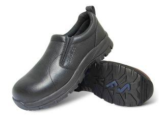 Mens 6020 Tomcat Black Comp Toe-S Fellas by Genuine Grip