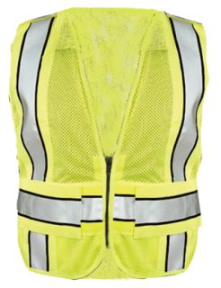Vision Quest Vest ANSI 107 Class II / ANSI 207-Gerber Outerwear