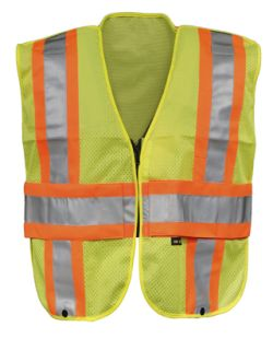 Vision Quest Vest ANSI 107 Class II / ANSI 207-