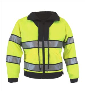 Thriller SX Reversible w/ Soft Shell Liner Jacket-Gerber Outerwear