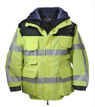 Response Parka NFPA 1999 w/ Fleece Liner-Gerber Outerwear