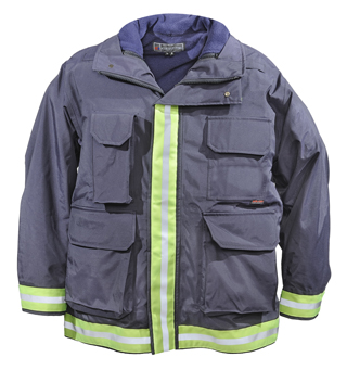 911 Tech Parka w/ Fleece Liner (Without Trim)-