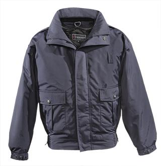 Zed Barrier Jacket w/ Quilted Liner-
