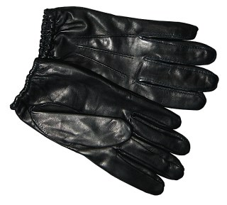 Leather Pat Down Gloves