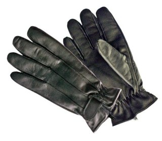 Sheepskin Leather Patrol Gloves