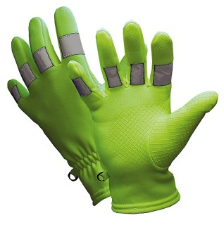 4-Way Stretch Hi-Vis Gloves-Gloves For Professionals