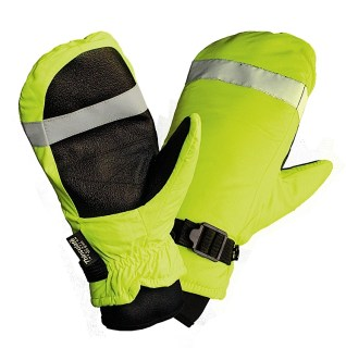 Super Duty Hi-Vis Traffic Mittens