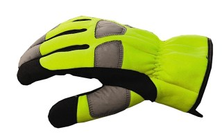 Hi-Vis Worker's Gloves