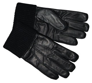 """;2 IN 1""; Cowhide-Gloves For Professionals"