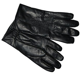 Elastic at Wrist Cowhide-Gloves For Professionals