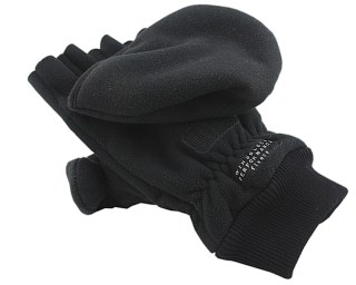 Convertible Fleece Glove-Gloves For Professionals