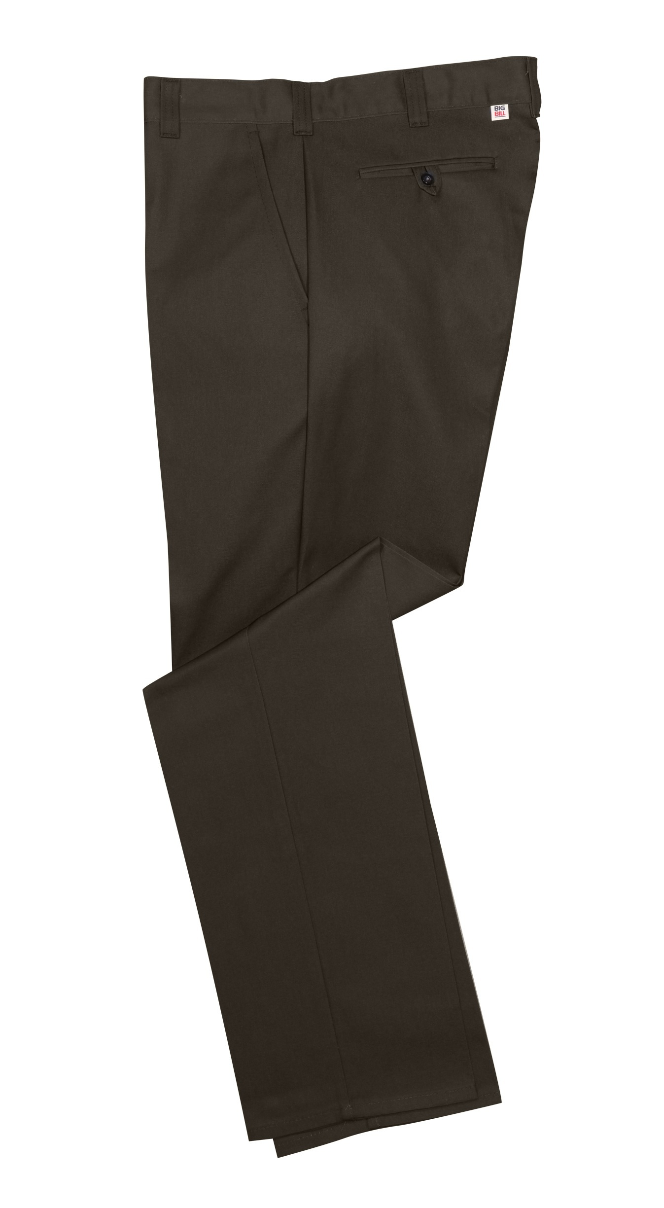 7.5 oz Twill Regular Fit Work Pant-BIG BILL