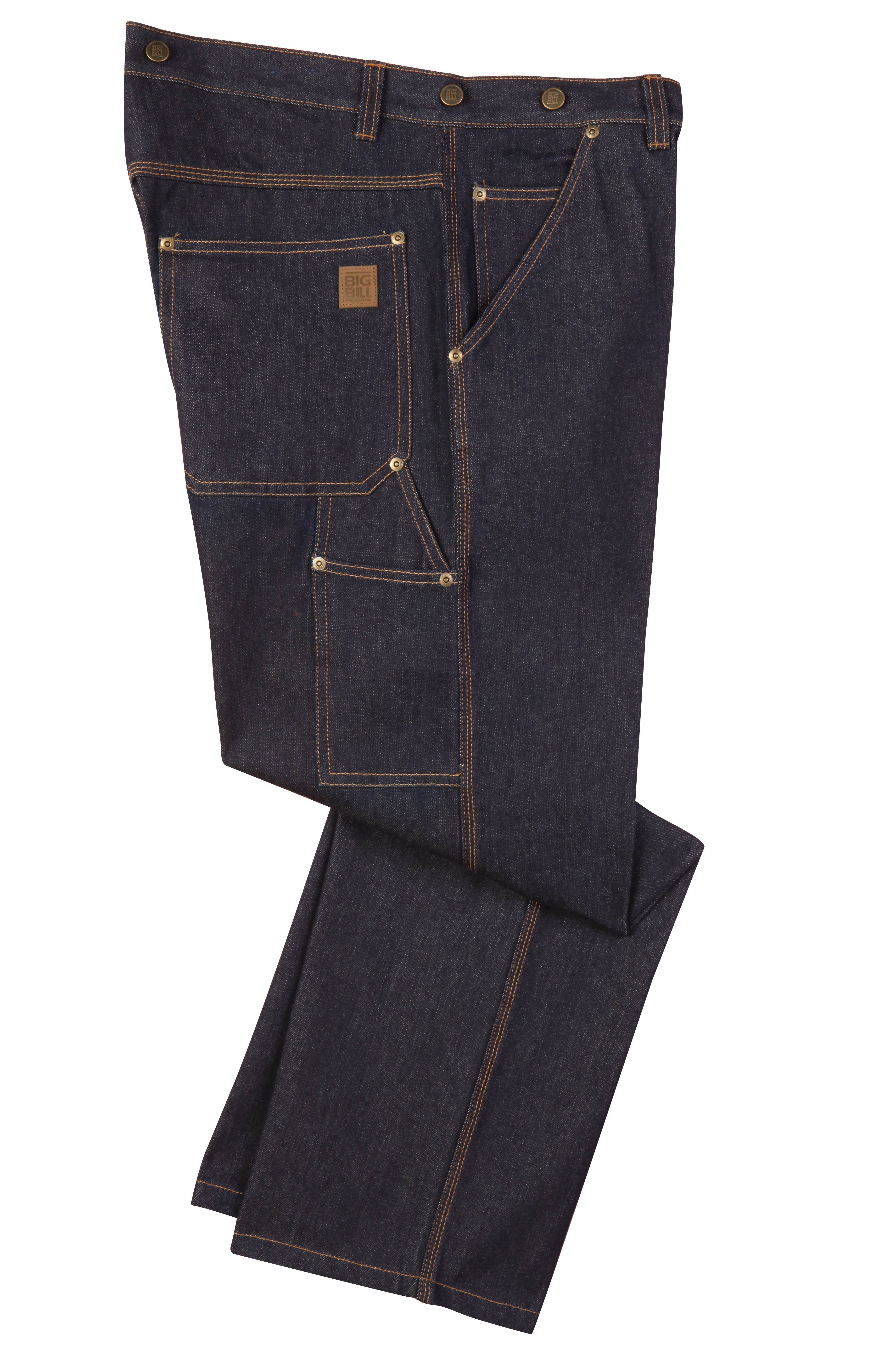 14.75 oz Denim Logger Jeans-BIG BILL