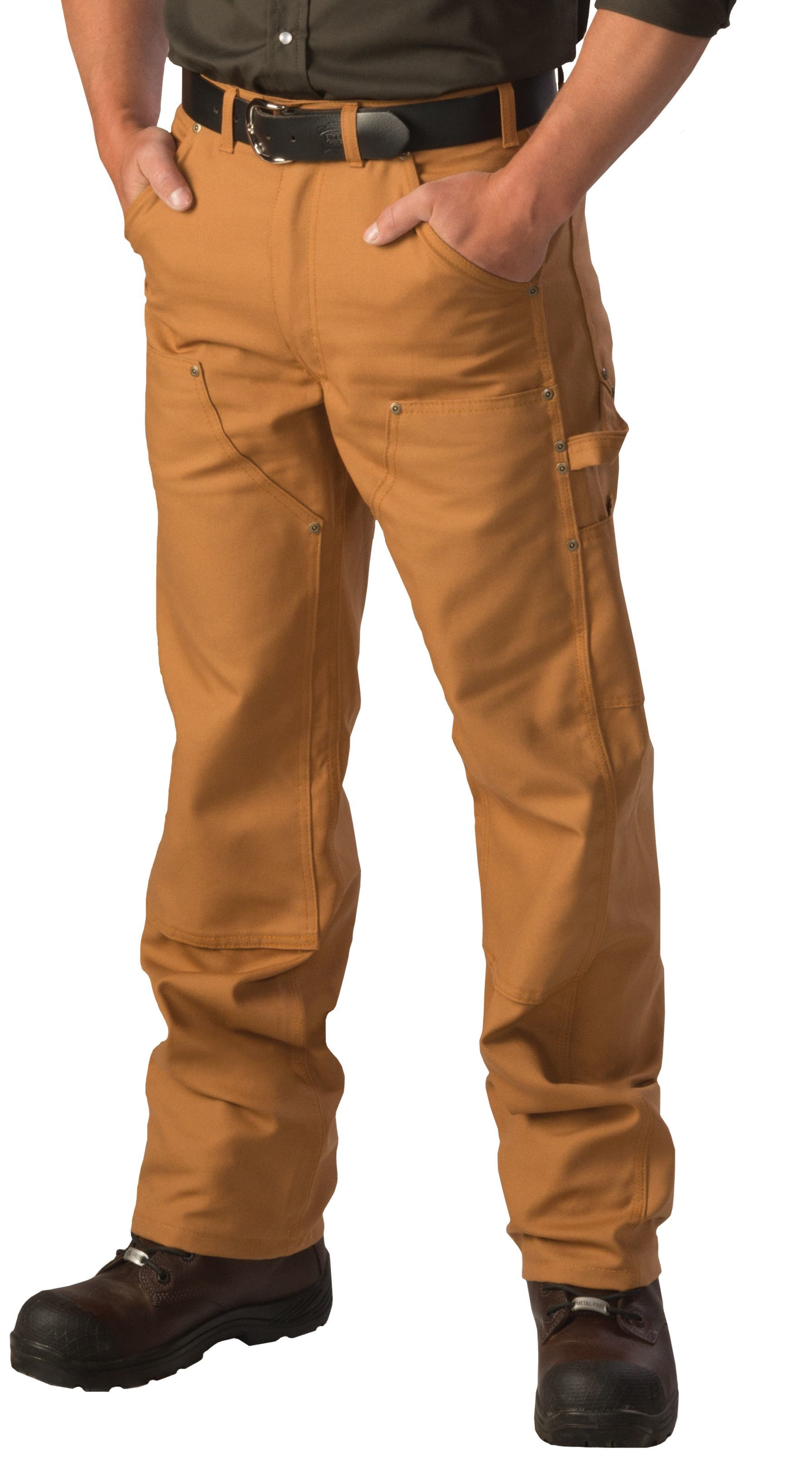 12.2 oz Duck Logger Jeans-BIG BILL