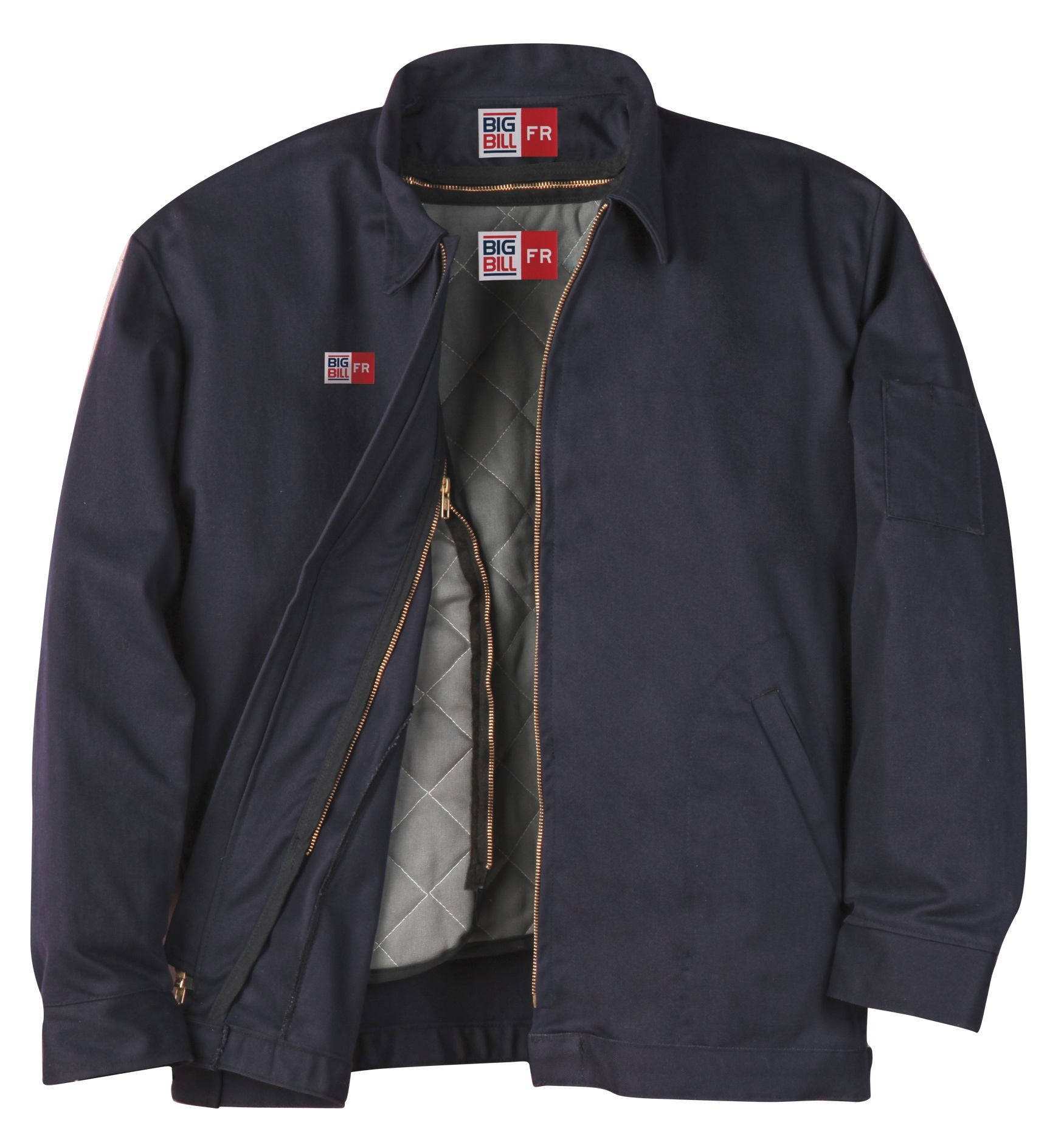 9 oz Westex Indura Work Jacket-BIG BILL